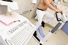 Belastungs-EKG