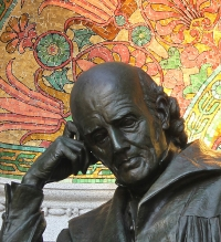 Samuel Hahnemann Memorial in Washington D.C. (USA)